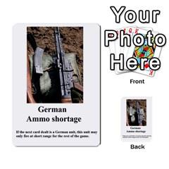 Iabsm Axis Bulge By T Van Der Burgt   Multi Purpose Cards (rectangle)   Crzv1v98j227   Www Artscow Com Back 43