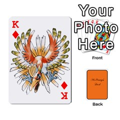 King Gaming Deck By Gregor Skeldon   Playing Cards 54 Designs   Ulnsbuq4e6go   Www Artscow Com Front - DiamondK
