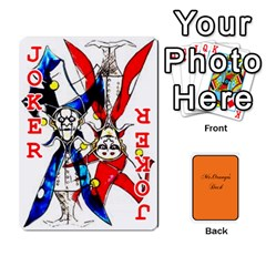 Gaming Deck By Gregor Skeldon   Playing Cards 54 Designs   Ulnsbuq4e6go   Www Artscow Com Front - Joker2