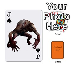 Jack Gaming Deck By Gregor Skeldon   Playing Cards 54 Designs   Ulnsbuq4e6go   Www Artscow Com Front - SpadeJ