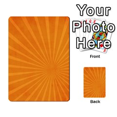 Geddes Cards By Rachel   Multi Purpose Cards (rectangle)   09rnhbz9z8s1   Www Artscow Com Front 11