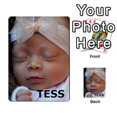 Geddes Cards By Rachel   Multi Purpose Cards (rectangle)   09rnhbz9z8s1   Www Artscow Com Back 33