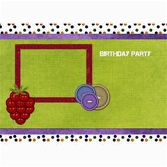 Aatb Birthday Card 2 By Lisa Minor   5  X 7  Photo Cards   Ov69m25c6pot   Www Artscow Com 7 x5 Photo Card - 2