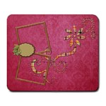 Septembers Blush Mousepad 1 - Large Mousepad