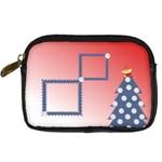 Christmas tree - Digital Camera Leather Case