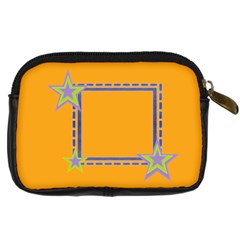 Little Star By Daniela   Digital Camera Leather Case   Bh2hehlzrjnp   Www Artscow Com Back