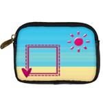 Sunny day - Digital Camera Leather Case