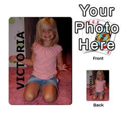 Geddes2 By Rachel   Multi Purpose Cards (rectangle)   Ecdn23q7vyz4   Www Artscow Com Back 9