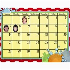 2011 Calendar By Sweetheaven   Wall Calendar 11  X 8 5  (12 Months)   Sm8ajrd9qk58   Www Artscow Com Aug 2011