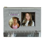 Friends Forever XL Cosmetic Bag - Cosmetic Bag (XL)