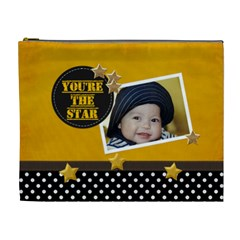 Xl  You re The Star Cosmetic Case By Jennyl   Cosmetic Bag (xl)   D952ozuflbeu   Www Artscow Com Front