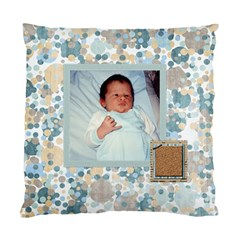 Boys Like Blue 2 Sided Pillow Case By Lisa Minor   Standard Cushion Case (two Sides)   Xbx9fpbgyt77   Www Artscow Com Front