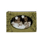 Golden Oval Medium Cosmetic Bag - Cosmetic Bag (Medium)