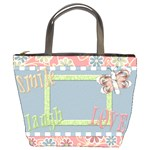 Pip Bucket Bag 1