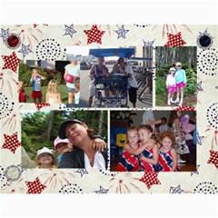 Calander 2011 By Adene   Wall Calendar 11  X 8 5  (12 Months)   61lqah3tfucq   Www Artscow Com Month