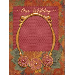 Wedding Card By Shelly   Greeting Card 4 5  X 6    S3bsl60epfcx   Www Artscow Com Front Cover