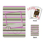 Little Princess Playing Cards (Single Side) - Playing Cards Single Design