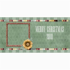 Quilted 8x4 Holiday/ocassion Card 1 By Lisa Minor   4  X 8  Photo Cards   L6g53xkma15r   Www Artscow Com 8 x4 Photo Card - 1