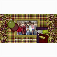 All I Want For Christmas 8x4 Card 1 By Lisa Minor   4  X 8  Photo Cards   Xn4eakt4kwbv   Www Artscow Com 8 x4 Photo Card - 8