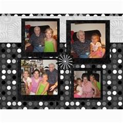 Mamaw s Calendar By Jamie Bryan   Wall Calendar 11  X 8 5  (12 Months)   U2z13lvi8o0s   Www Artscow Com Month