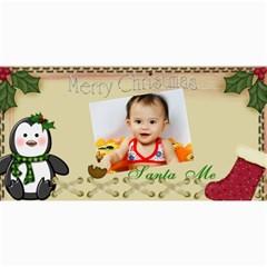 Custom 4  X 8  10 Christmas Photo Cards By J A N B   4  X 8  Photo Cards   Nplj08ynt70e   Www Artscow Com 8 x4 Photo Card - 10