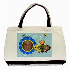 Grandma s Honey Bees Double Sided By Chere s Creations   Basic Tote Bag (two Sides)   Jlz7scr9cpwk   Www Artscow Com Back