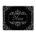 Mom & Me XL Cosmetic Bag (Back has photo frame) - Cosmetic Bag (XL)