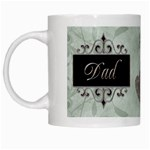 For Dad Mug - White Mug
