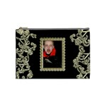 Count Dracula Liquid Gold Cosmetic Bag Medium - Cosmetic Bag (Medium)