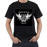 black t - Men s T-Shirt (Black)