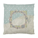 Winters Blessing 2 sided pillow 1 - Standard Cushion Case (Two Sides)