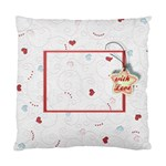 with Love pillow - Standard Cushion Case (One Side)