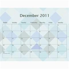 Church Calendar By Jo   Joahn   Wall Calendar 11  X 8 5  (12 Months)   M3sd97gdca9b   Www Artscow Com Dec 2011