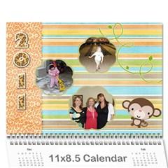2011 Calendar By Sherri   Wall Calendar 11  X 8 5  (12 Months)   57v40fcni6q5   Www Artscow Com Cover