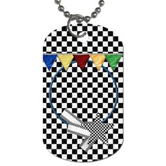 Games We Play Dog Tag 1 By Lisa Minor   Dog Tag (two Sides)   Xbcg6w0cp6ih   Www Artscow Com Front