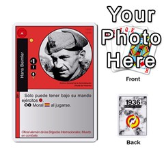 Queen 1936 Guerra Civil   Expansión By Mrkaf   Playing Cards 54 Designs   06qbtq3slwc9   Www Artscow Com Front - DiamondQ