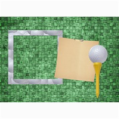 Games We Play Golf Card By Lisa Minor   5  X 7  Photo Cards   Sm72lhg4iagt   Www Artscow Com 7 x5 Photo Card - 5