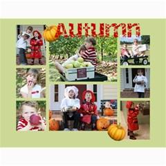 2011 Calendar (nana) By Nicole Hammond   Wall Calendar 11  X 8 5  (12 Months)   P1l7y5vmu27o   Www Artscow Com Month