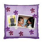 Pillow Cushion- one side- Sisters - Standard Cushion Case (One Side)