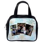 snowflake purse - Classic Handbag (One Side)