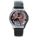 watch for karen - Round Metal Watch