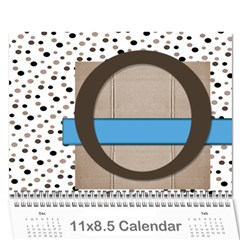 By Brookieadkins Yahoo Com   Wall Calendar 11  X 8 5  (12 Months)   Sz50a3woisf3   Www Artscow Com Cover