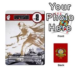 King Politburo Edicion Capitalista (baraja Dos) By Dar   Playing Cards 54 Designs   Mgm0hf145xpd   Www Artscow Com Front - SpadeK
