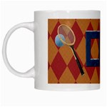 Games We Play Tennis Mug 1 - White Mug