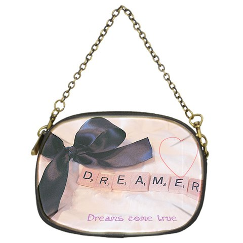 Dreamer By Jenia   Chain Purse (one Side)   Nwn5m1th1dkh   Www Artscow Com Front