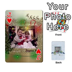 Jack Branndons 4 Playing Cards By Sherry   Playing Cards 54 Designs   Rtwcp5xkqayg   Www Artscow Com Front - HeartJ