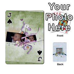 Jack Branndons 4 Playing Cards By Sherry   Playing Cards 54 Designs   Rtwcp5xkqayg   Www Artscow Com Front - SpadeJ