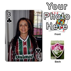 Baralho Familia By Andre Ramalho   Playing Cards 54 Designs   Yzrhx1c4wnx9   Www Artscow Com Front - Club3