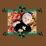 cutie pie 16x16 canvas - Canvas 16  x 16