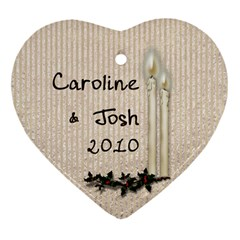 By Sheryl Watkins   Heart Ornament (two Sides)   L7hhax3hhc0y   Www Artscow Com Back